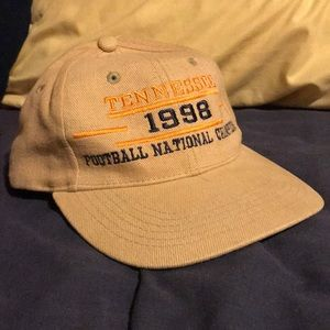Other - 98' Tennessee Volunteers National Champions Hat